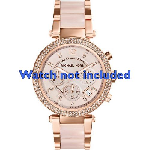 Michael Kors Eslabónes de reloj MK5896 19mm