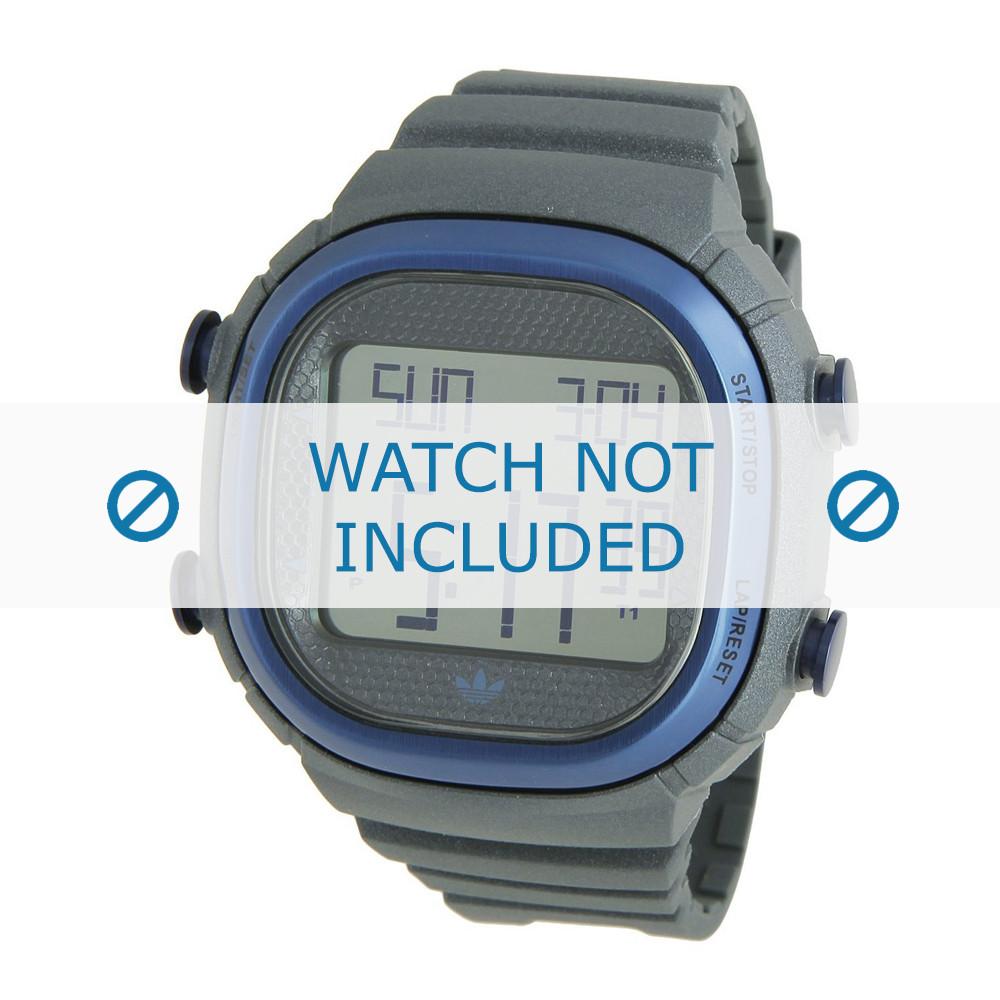Compre Ahora Para Adidas Gris Correa Adh2130 Reloj Plástico n0Nyv8wOm