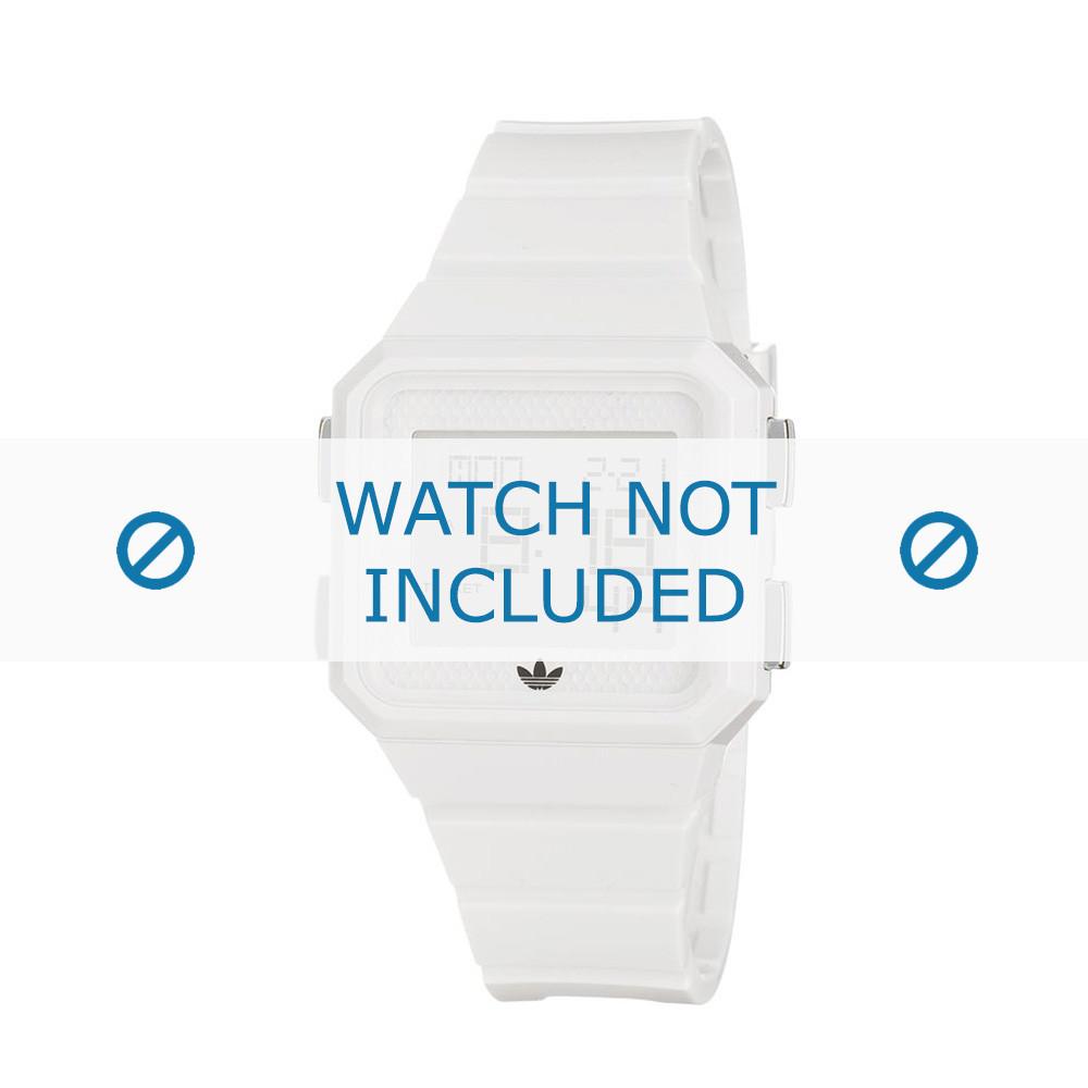 étnico oveja Oblicuo  Adidas ADH4056 correa para reloj Caucho 22mm