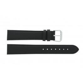 Correa de reloj Condor 054R.01 Cuero Negro 10mm