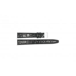 Correa de reloj Condor 082R.01 Cuero Negro 12mm