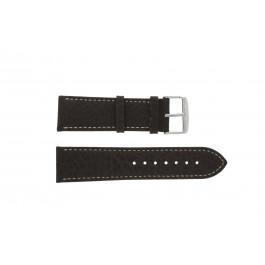 Correa de reloj Universal 307L.02 XL Cuero Marrón 22mm
