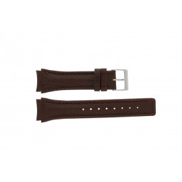 Correa de reloj Skagen 519XLSL1 Cuero Marrón 20mm