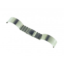 Correa de reloj Universal EXC STAAL Acero 12mm
