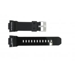 Correa de reloj Casio GWX-8900B-7 / 10414679 Plástico Negro 16mm