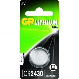 GP Pila de botón Batería CR2430 - 3v