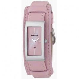 Correa de reloj Fossil ES9859 Cuero Rosa 14mm