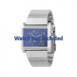 Correa de reloj Fossil JR8539 Acero 28mm