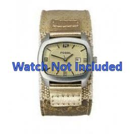 Correa de reloj Fossil JR8992