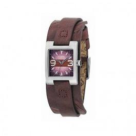 Correa de reloj Fossil JR9515 Cuero Marrón 12mm