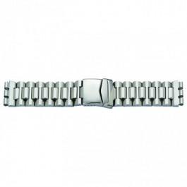 Correa de reloj alternativa adecuada para Swatch 1074 Acero 19mm