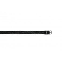 Correa de reloj Universal PRLN.10.Z Nylon/perlón Negro 10mm