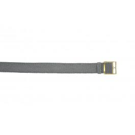Correa de reloj Universal PRLN.20.GRI Nylon/perlón Gris 20mm