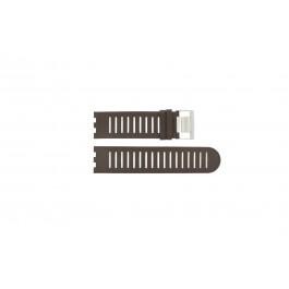 Correa de reloj Alessi AL14001 Cuero Marrón 25mm