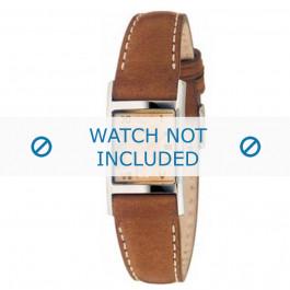 Correa de reloj Armani AR0252 Cuero Marrón 16mm