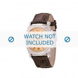 Correa de reloj Armani AR0286 Cuero Marrón 24mm