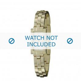 Armani correa de reloj AR-5464 Acero Dorado 23mm