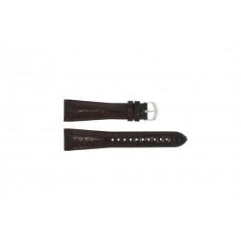 Correa de reloj Armani AR0248 XL Cuero Marrón 22mm