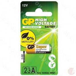 GP Otras Batería 23AE / A23 / V23GA / MS21 / MN21 - 12v