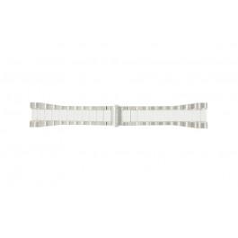Breil correa de reloj BW0224 Acero Blanco 27mm