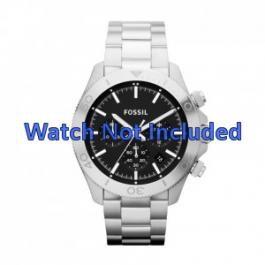 Correa de reloj Fossil CH2848 / CH2849 Acero Acero 22mm