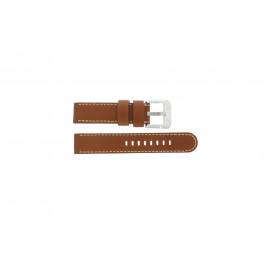 Correa de reloj Danish Design IQ12Q711 / IQ12Q888 Cuero Marrón 20mm