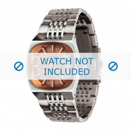 Correa de reloj Diesel DZ1051 Acero 13mm