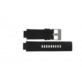 Correa de reloj Diesel DZ4146 Cuero Negro 16mm