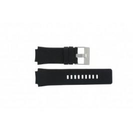 Correa de reloj Diesel DZ1109 Cuero Negro 20mm