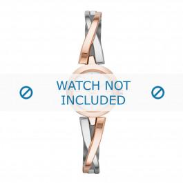 DKNY correa de reloj NY2172 Metal Rosa 6mm