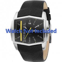 Correa de reloj Diesel DZ1340 Cuero Negro 30mm