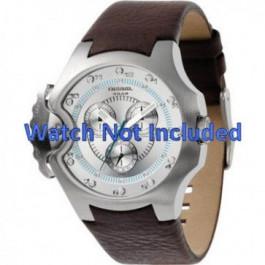 Correa de reloj Diesel DZ4132 Cuero Marrón 17mm