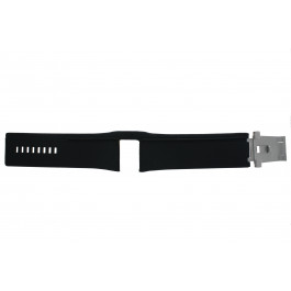 Correa de reloj Diesel DZ7033 Cuero Negro 28mm