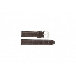 Correa de reloj Festina F16081/8 Cuero Marrón 22mm