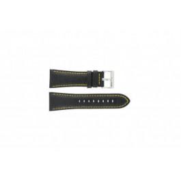 Correa de reloj Festina F16235/7 Cuero Negro 28mm