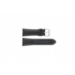 Correa de reloj Festina F16235-6 / F16235-F Cuero Negro 28mm