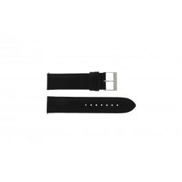 Correa de reloj Guess W10562G3 Cuero Negro 22mm