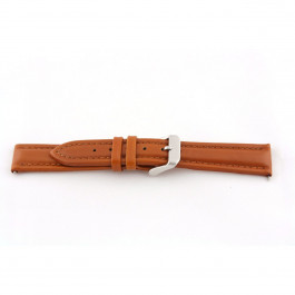 Correa de reloj Universal I385 Cuero Cognac 24mm