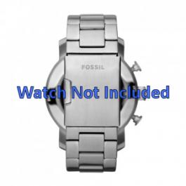 Correa de reloj Fossil JR1353 Acero 24mm