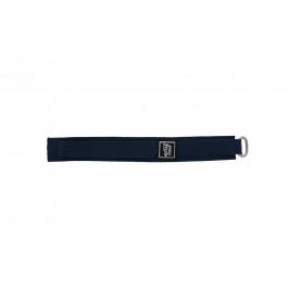Correa de reloj Universal 5883-06-20 Velcro Azul 20mm