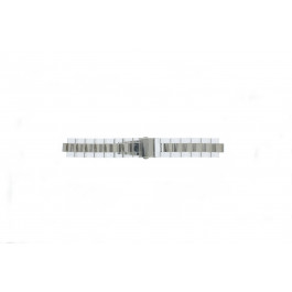 Michael Kors correa de reloj MK5397 Metal Plateado 22mm