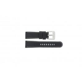 Correa de reloj Danish Design IQ13Q712 Cuero Negro 20mm