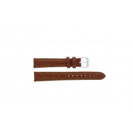 Correa de reloj Condor 119R.03 Cuero Cognac 16mm
