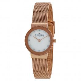 Skagen 358SRRD Reloj cuarzo Mujer Rosa