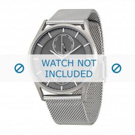 Skagen correa de reloj SKW6172 Metal Plateado 22mm