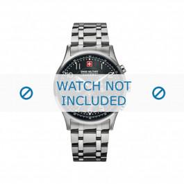 Correa de reloj Swiss Military Hanowa 06-5187.04.007 Acero 22mm