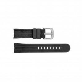 Correa de reloj TW Steel TWB120L Silicona Negro 24mm