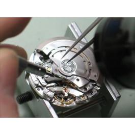 Reemplazo de mecanismos de relojería, sin fecha