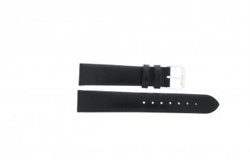 Correa de reloj Condor 241R.01 Cuero Negro 18mm