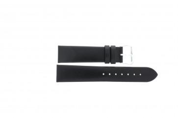 Correa de reloj Condor 241R.01 Cuero Negro 20mm